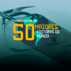 Thieme entre as 50 maiores editoras do mundo!